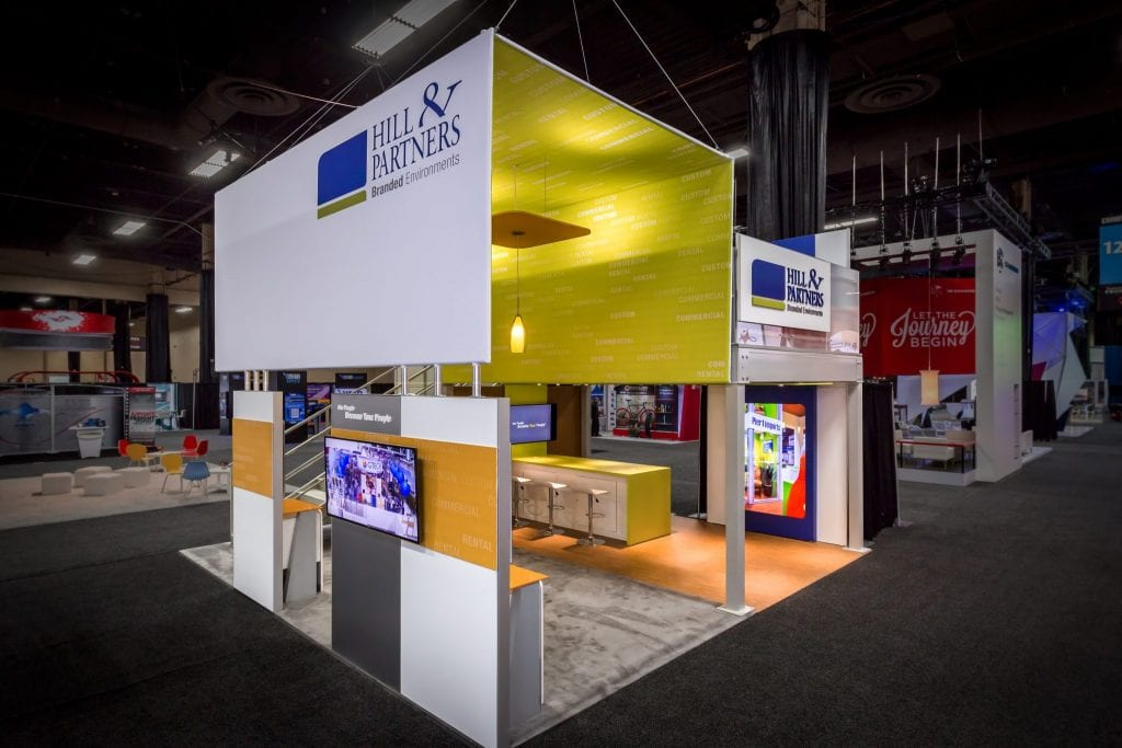Creative Booth Exhibition : Creative booth concepts at exhibitor2014 exhibit city news