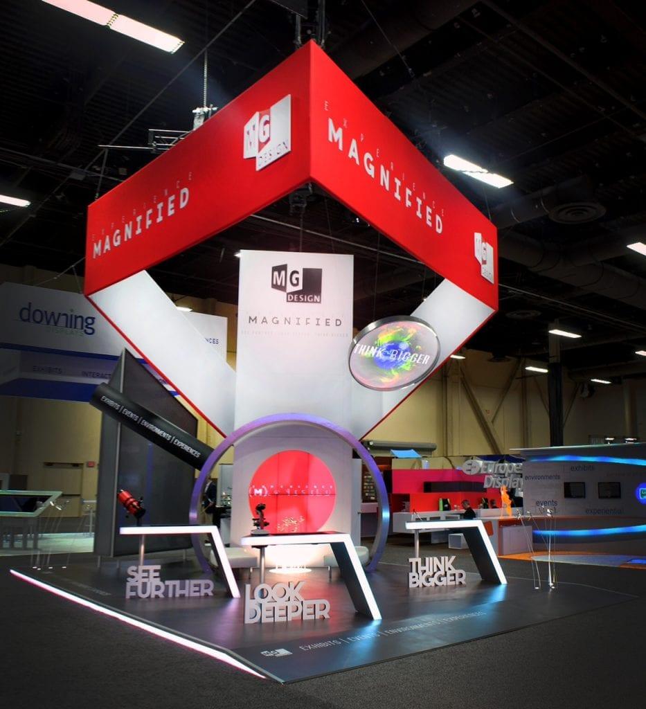 Exhibition Booth Design Concept : Creative booth concepts at exhibitor exhibit city news