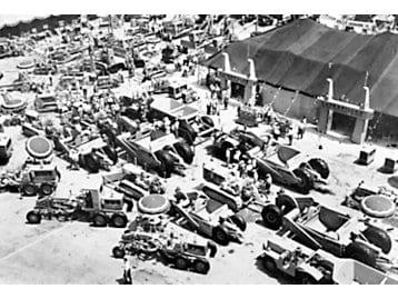 """Conexpo began as a """"Road Show."""""""