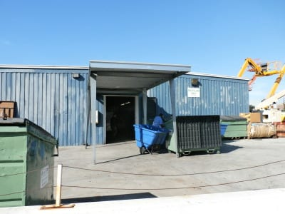 LACC to beautify its recycling area for Earth Day.