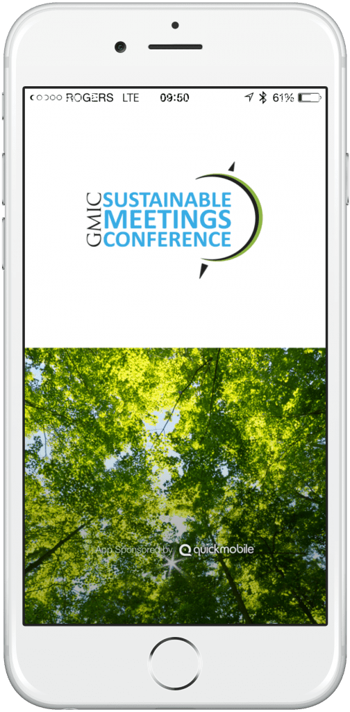 ECN 062015_GRN_Using mobile apps to promote sustainable meetings_GMICSplash-iPhone6-Silver-MockUp 1