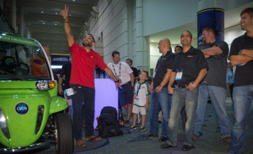 AIMExpo Ride for Kids