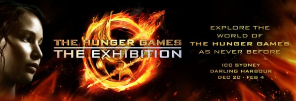Tribute To Global Film Phenomenon Hunger Games Is First Exhibition At Icc Sydney Exhibit City News
