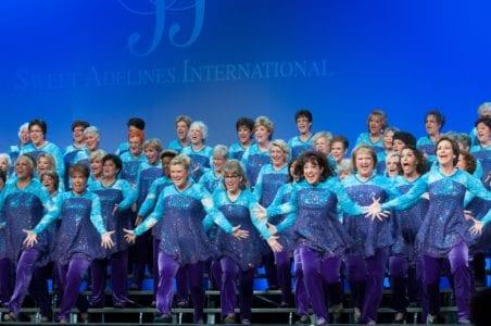 Sweet Adelines International 2015