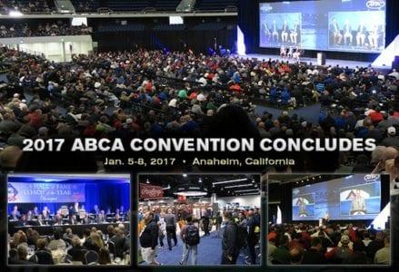abca convention - fastest 50