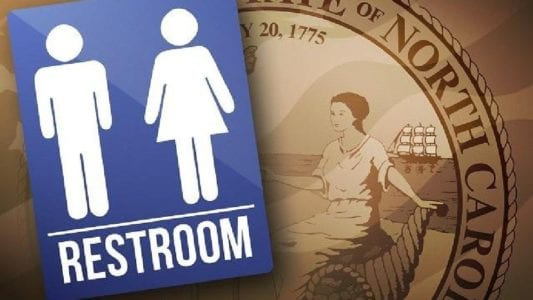 North Carolina Bathroom Bill