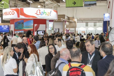 World Travel Market Latin America 2017, Sao Paulo, Brazil -
