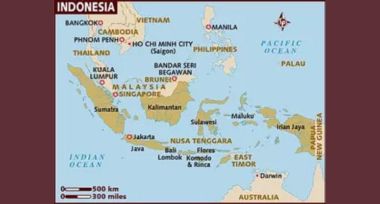 Indonesia – Unity in Diversity – By Larry Kulchawik