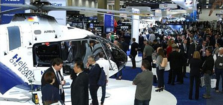 Convention Data Services Signs Helicopter Association International for Heli-Expo