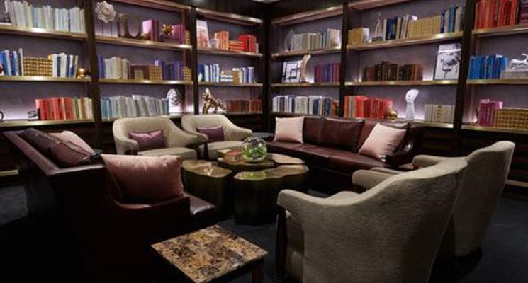 ARIA Convention Center Expansion - Cypress Executive Lounge Study