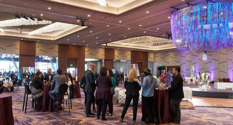 ARIA Resort & Casino's 200,000-Square-Foot Convention Center East Expansion Opens