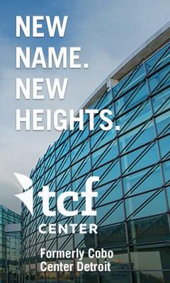 TCF Center_Rebranding Cobo_