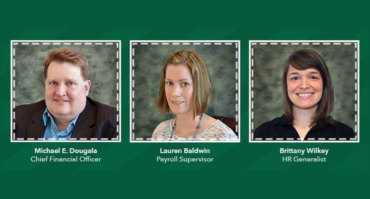 Employco USA Promotes Three Team Members