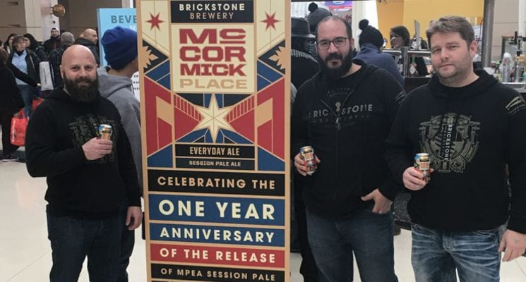 McCormick Place Everyday Ale Inspires Newest Menu Addition at the Chicago Auto Show