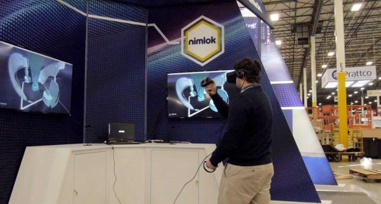 Nimlok to Bring Brands to Life Using Virtual Reality at EXHIBITORLIVE