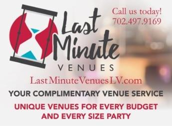 Last Minute Venues