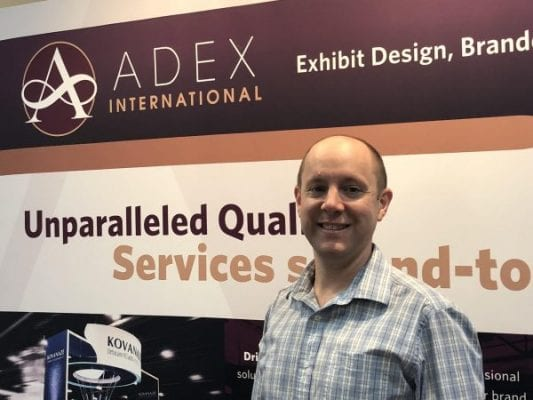 Corey Catton Joins AD-EX International