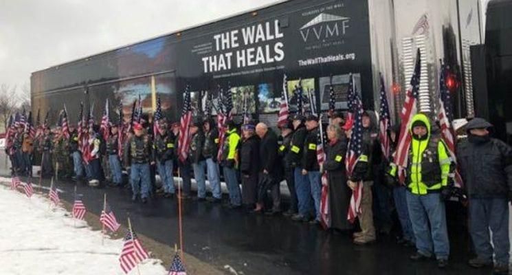 Creatacor Builds Replica of Vietnam Veterans Memorial