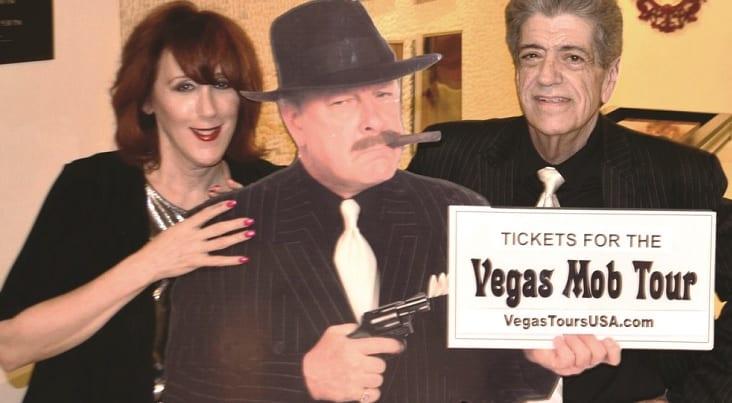 The D.E.A.L.: Las Vegas Mob Tour, Haunted Vegas Ghost Hunt or Vegas Rat Pack Tour