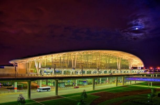 """Indy Airport Continues Six-Year Winning Streak as """"Best Airport"""""""