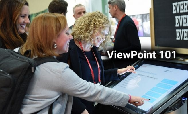 Viewpoint Interactive Solutions to Partner with Sacks Exhibits