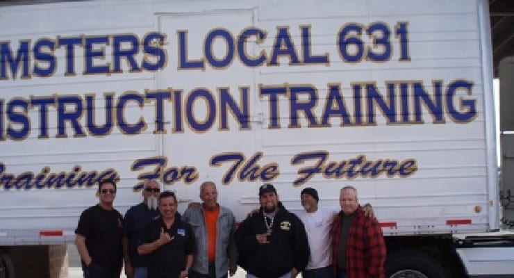 Teamsters 631 Training Open House