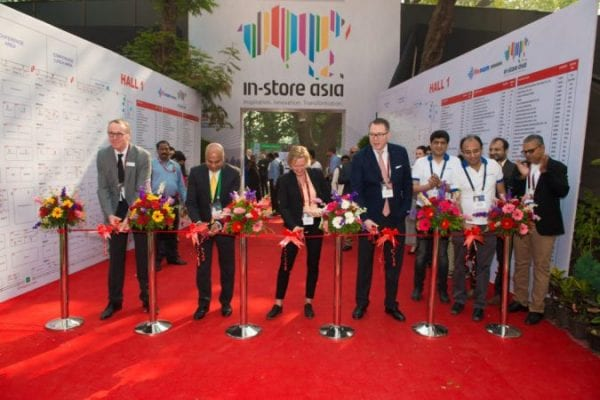 In-store Asia 2018 at Bombay Exhibition Centre Sees 50 Percent Growth