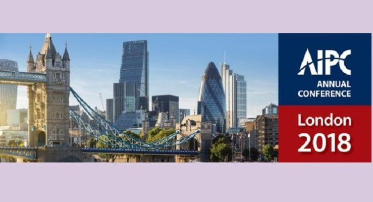 Registration Opens for AIPC 2018 at ExCeL London in July