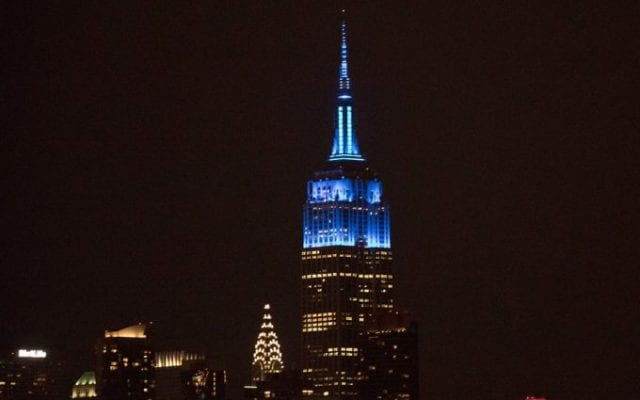 Empire State Building Global Meeting Day 4.12.18