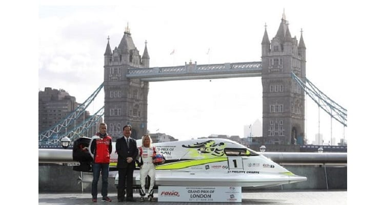 CentrEd at ExCeL to Host Formula 1 Powerboat Racing