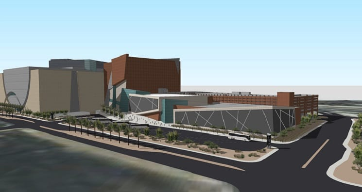 New Downtown LV Expo Center To Cost $76 Million