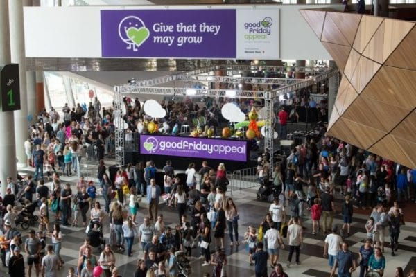 Another Record Year for Good Friday Appeal