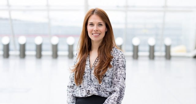 Natasha Dickinson Joins ExCeL London
