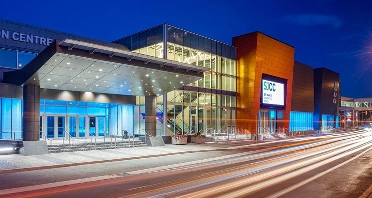 Centerplate Wins St. John's Convention Centre