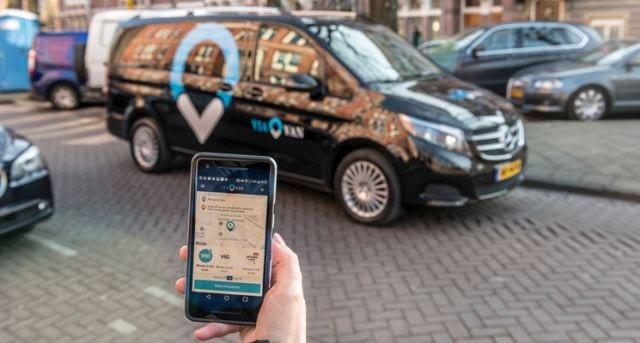 ViaVan Launches Shared Ride Service in London