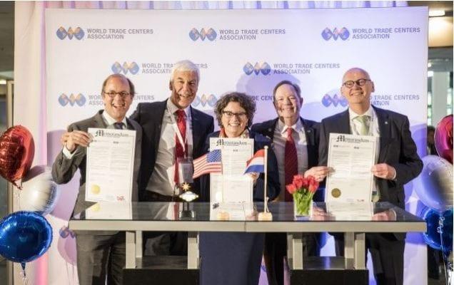 WTC Las Vegas Announces Partnerships with WTCs Leeewarden, Twente and Denver