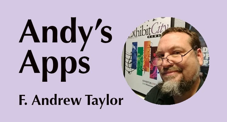Andy's Apps: Parking Apps