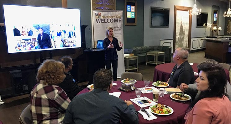 Internet Marketing Expert Speaks at EDPA NorCal Chapter Meeting