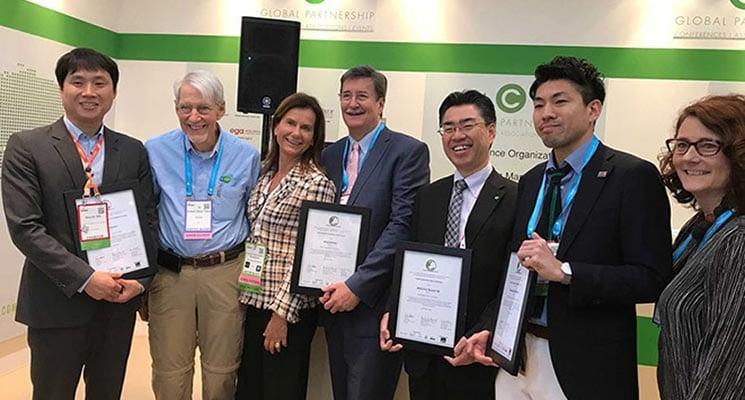 Global Digital Infrastructure Award Winners Announced at IMEX