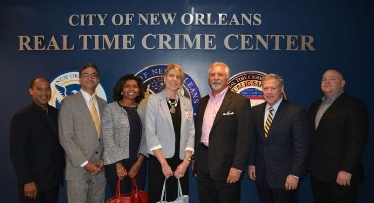 Exhibition Hall Authority Board Funded Expansion of 24/7 Crime Monitoring Center