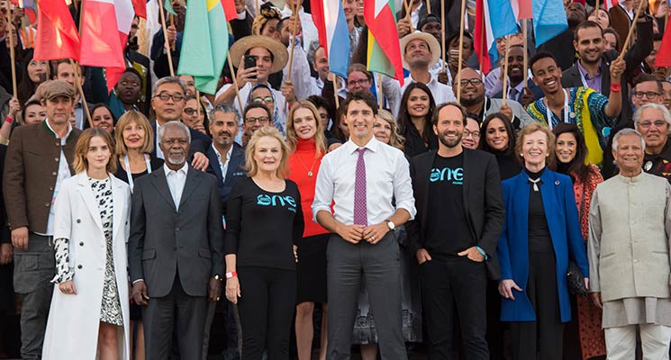 London Announced as Host City for 2019 Young World Summit