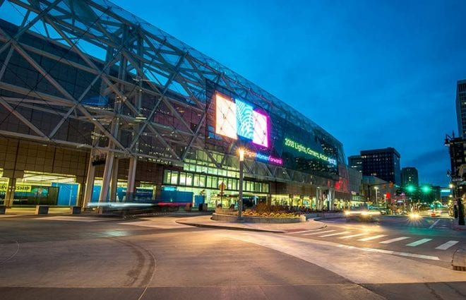 Cobo Center Technology Services Revenue Increases 58 Percent