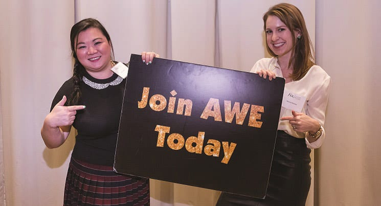 AWE Launches Coalition with Industry Leaders to Stop Sexual Harassment
