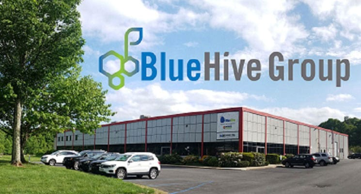 BlueHive Exhibits, Paris Marketing and Continental Woodcraft Merge