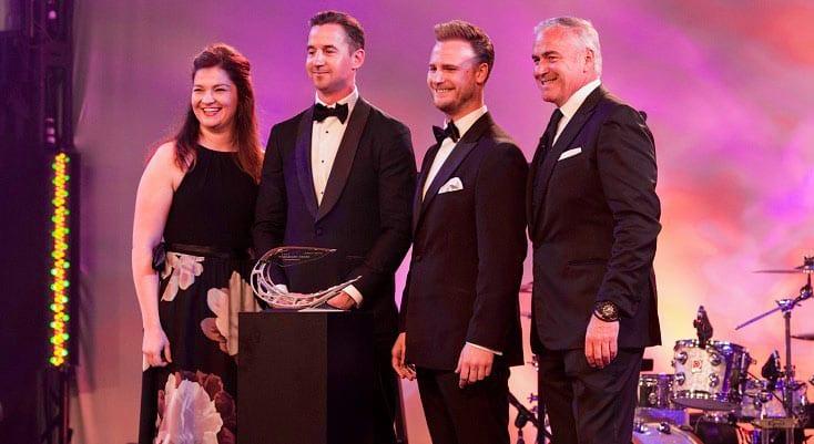 Czarnowski wins General Motors Innovation Award