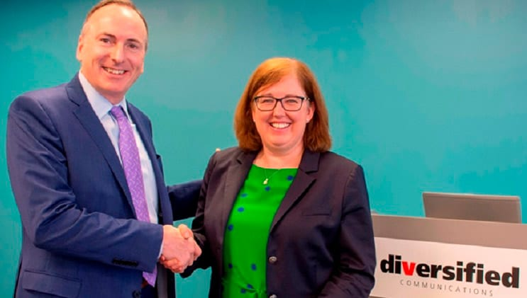 Diversified Communication's Mary Larkin Named Next UFI President
