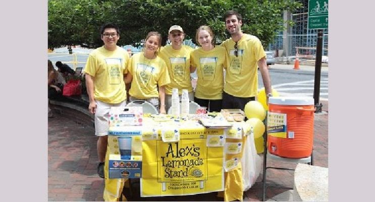 """Pilot Freight Services Team Become """"Lemonade Knights"""" on June 7"""