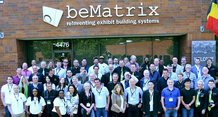 beMatrix's Intercontinental Days 2018 a Success