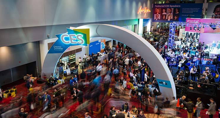 Call Goes Out for Speakers for CES 2019