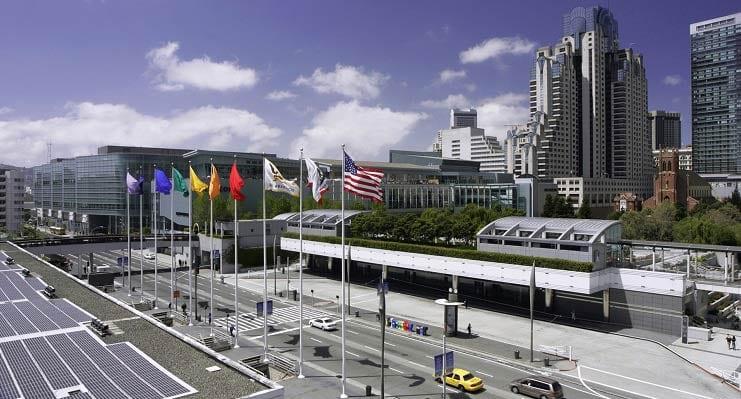 Convention Center Snapshot: The Moscone Center